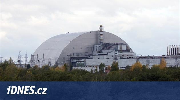 Ukrajina oficiálně představila kryt pro Černobyl. Na místě stojí roky