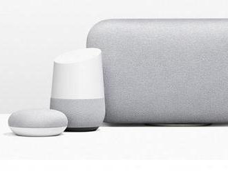 Nahrávky z Google Home poslouchají lidští experti. Slyší i to, co se nahrávat nemělo