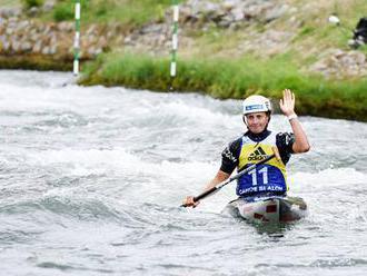 Kanoistka Gabriela Satková slaví juniorské zlato na MS slalomářů