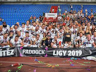 Dramatický Czech Bowl. Prague Lions se radují z titulu po třinácti letech