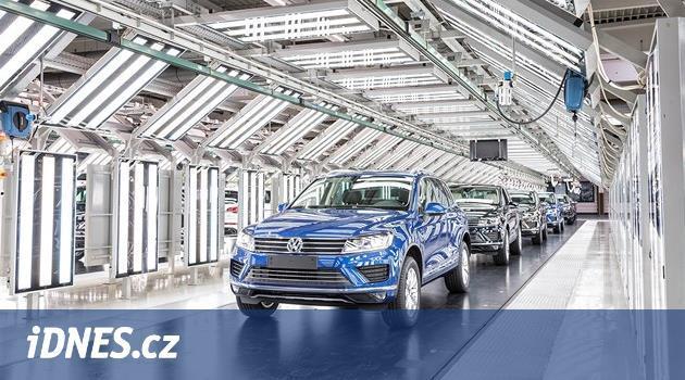 VW v Bratislavě propouští, je to varování pro slovenský autoland