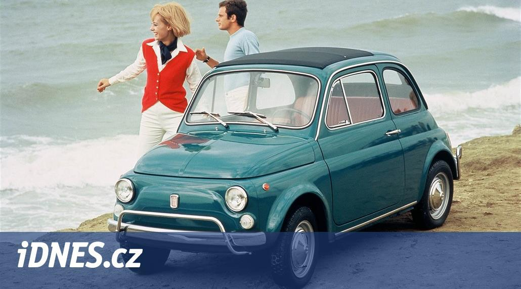 Specialista na malá auta slaví 120 let. Fiat patří k nejstarším značkám světa