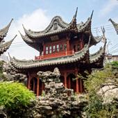 Cestování po Šanghaji: Yu Garden, Jing an a maglev