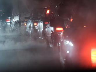Policie začne v Praze měřit emise. Zaměří se na auta bez filtru pevných částic