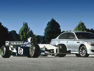 Technik vysvětlil, proč není možné použít motor z F1 v silničním autě