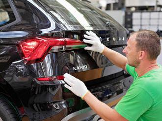Škoda Auto zahájila výrobu nového městského SUV Škoda Kamiq