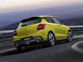 Suzuki Swift Sport je tady a nestojí ani půl milionu