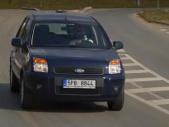 Test ojetiny: Ford Fusion 1.4i