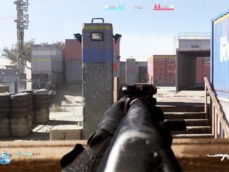 Záběry z Modern Warfare ve 4K