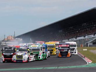 FIA European Truck Racing Championship má launch trailer