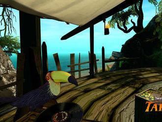 Bola ohlásená VR hra zo sveta Tarzana