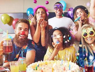 Jak udělat netypickou oslavu narozenin? Uspořádej párty snů