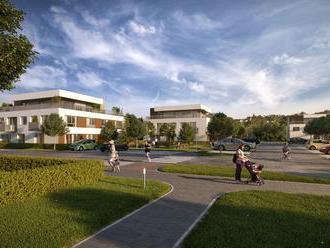 JTRE začína s výstavbou projektu Kynek Rezidencie, spustený je aj predaj