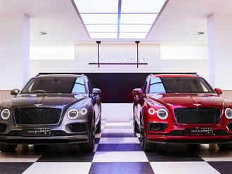 Bentley ukázal pracovnú verziu modelu Bentayga