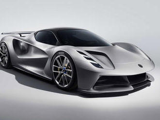 Lotus Evija je elektromobil s výkonom 2 000 koní