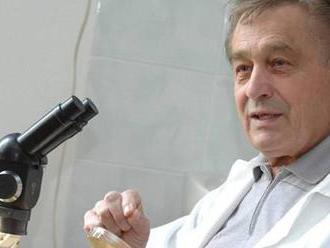 Vo veku 81 rokov zomrel vedec a člen SAV Anton Janitor