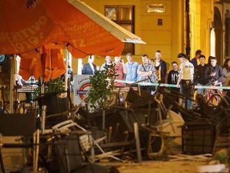 SFZ aj kluby odsúdili výtržnosti v Bratislave. V Ružomberku majú obavy