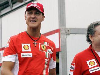 Legendy Ferrari si uctili Schumachera. Todt: Nemôžeme komunikovať ako predtým