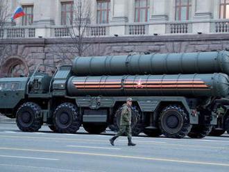 Do Turecka dorazila prvá časť ruského raketového systému S-400
