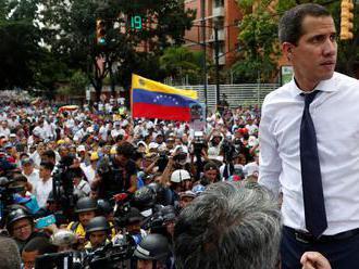 Nová grécka vláda uznala za venezuelského prezidenta Juana Guaidóa