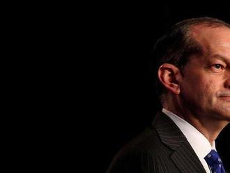 Americký minister práce rezignoval v súvislosti s vyšetrovaním Jeffreyho Epsteina