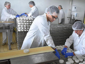 Tami v Kežmarku rozšíri fabriku, pribudnú syry s modrou plesňou