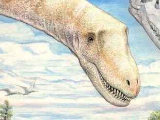 V Brazílii objavili pozostatky nového druhu dinosaura