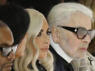 Nový druh pavúka dostal meno po Karlovi Lagerfeldovi