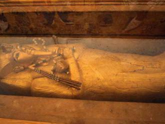 Egypt začal renovovať Tutanchamónov sarkofág