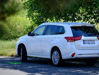 Test: Mitsubishi Outlander PHEV 2,4 MIVEC - hybridnejší ako predtým