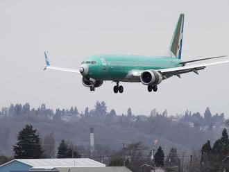 Šéf výrobného programu lietadiel Boeing 737 MAX končí vo funkcii