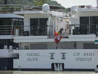 Kapitán lode Viking Sigyn zrejme porušil až tri plavebné pravidlá, píše denník Magyar Nemzet