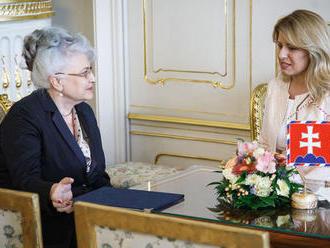 Čaputová po stretnutí so Švecovou: Disciplinárne súdnictvo je v zlej kondícii