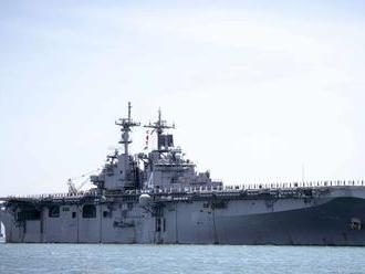 Briti chcú v Perzskom zálive európske ochranné sily