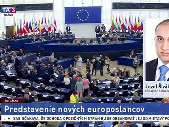 J. Šivák o slovenskom zastúpení europarlamentu