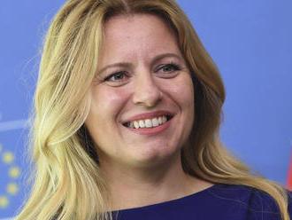 SNS oceňuje Čaputovú: Podpísala povinnú škôlku aj nové pravidlá pre kampaň