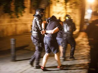 Odborníci o brutalite v centre Bratislavy: VIDEO Išlo o tvrdé bojové jadrá, chuligáni s vypnutým mys