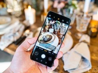 Huawei prinesie inováciu: Takto môže vyzerať fotoaparát pod displejom!