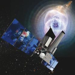 Vypustili teleskop Spektr-RG