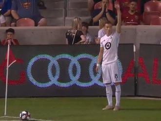 Video: V MLS na seba narazili dvaja Slováci, Greguš si pripísal asistenciu a Rusnák nebodoval