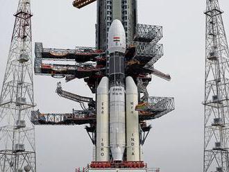 India pripravuje štart druhej misie na Mesiac, vesmírna loď Čandraján-2 bude tiež hľadať vodu