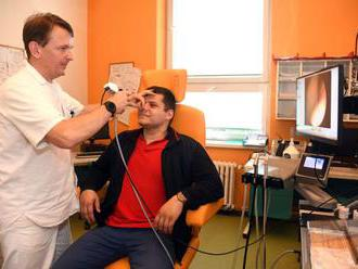 Prešovská nemocnica má novú techniku na diagnostiku ochorení hlavy a krku
