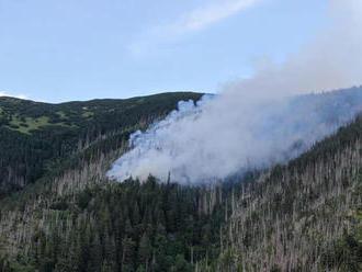 Po vyše 77 hodinách sa hasičom podarilo zlikvidovať veľký lesný požiar