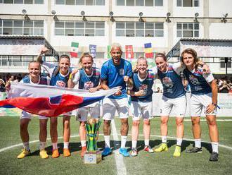 Fantastický úspech: Myjavské futbalistky triumfovali na Neymarovom turnaji