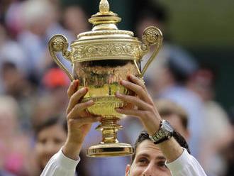 Djokovič v najdlhšom wimbledonskom finále zdolal Federera a raduje sa z piateho titulu