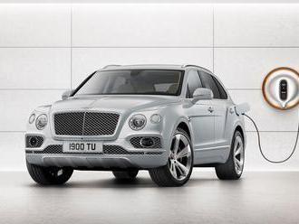 Bentley elektromobil nevyrobí. Dôvod sú stále ťažké akumulátory:)