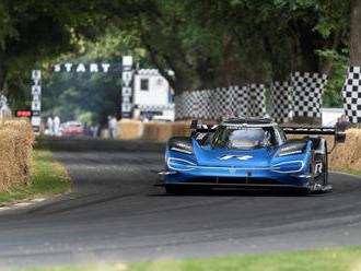 20-ročný rýchlostný rekord v Goodwoode pokoril elektromobil VW ID.R
