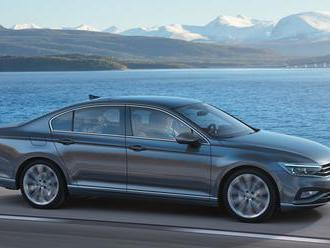 Modernizovaný VW Passat B8 je už v predaji, jeho cenník začína na 22 660 eur