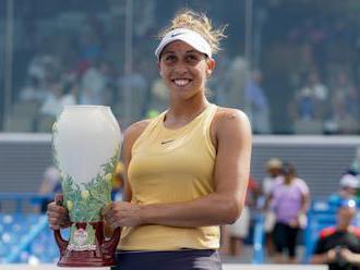 Madison Keysová ovládla turnaj v Cincinnati, finále s Kuznecovovou rozhodla v tajbrejku