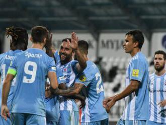 Slovan túži prejsť cez Stochov PAOK do skupinovej fázy Európskej ligy, tribúny budú zaplnené